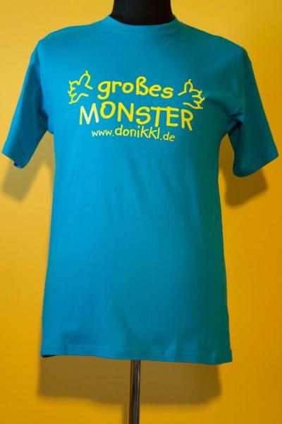 """T-Shirt Erwachsene """" großes Monster"""""""
