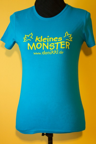 "Ladies - Top ""kleines Monster"""