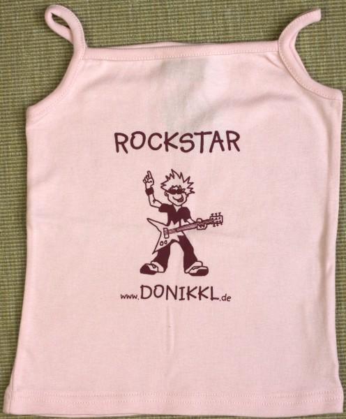 """Träger - Shirt """"ROCKSTAR"""""""