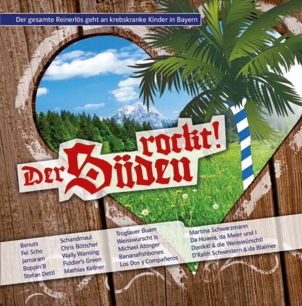 """CD """"Der Süden rockt!"""""""