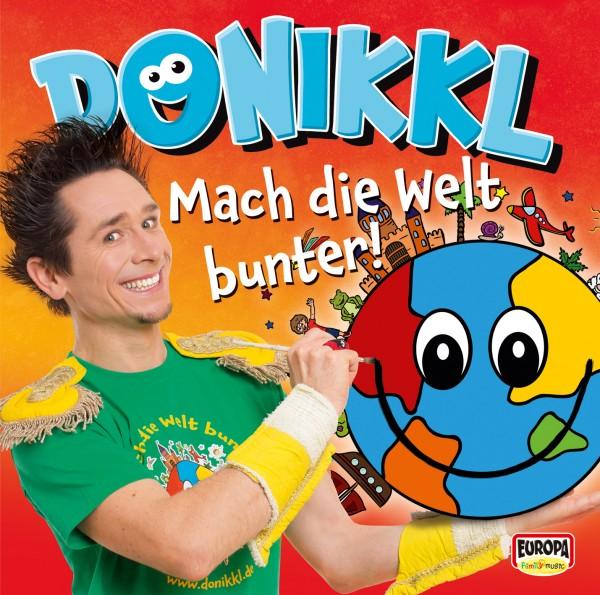 """CD """"Mach die Welt bunter!"""""""