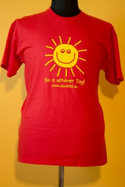 """T-Shirt """" Grinsesonne"""" für Erwachsene"""