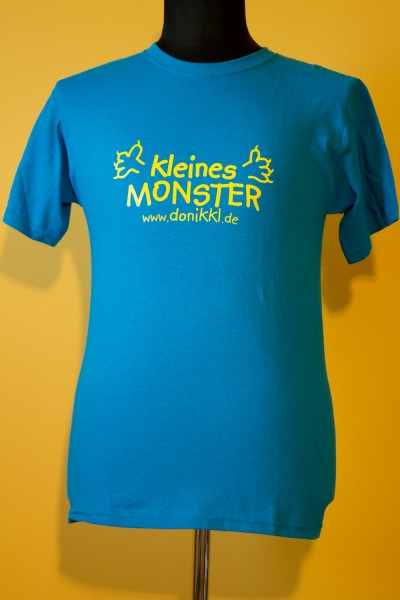 "T-Shirt Teens "" kleines Monster"""