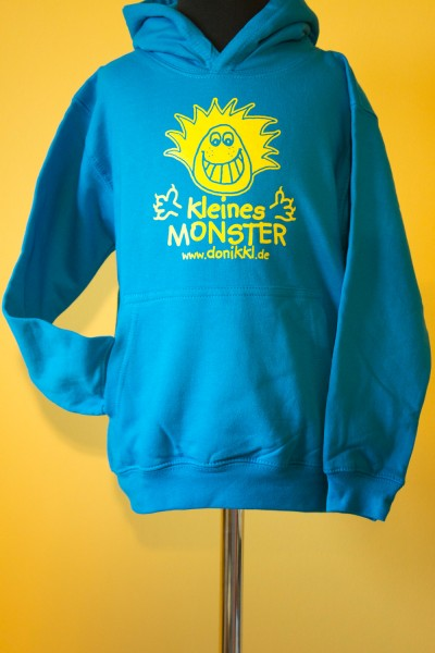 "Kapuzenpulli Kids "" kleines Monster"""