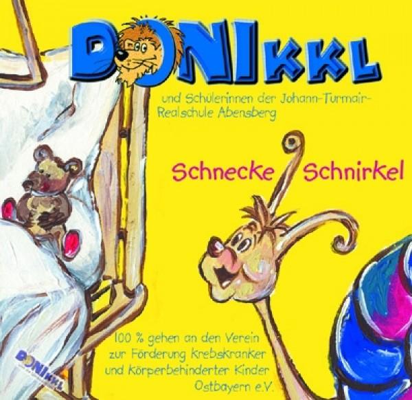 """Benefiz - CD """"Schnecke Schnirkel"""""""