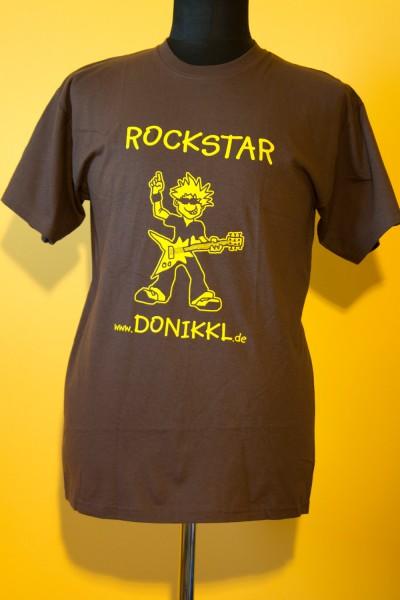 """T-Shirt """" Rockstar"""" für Erwachsene"""