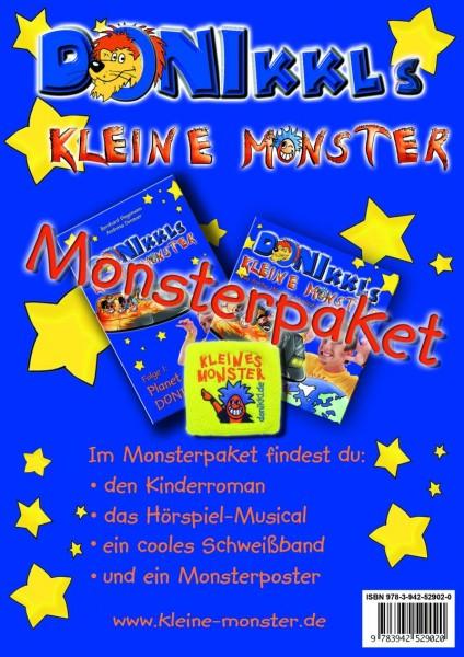 Monster-Spar-Paket zur Folge 1 - limitierte Auflage!