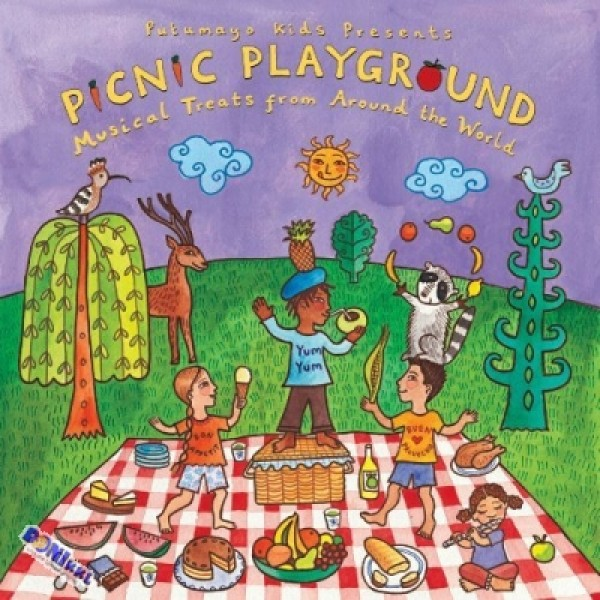 "CD Zusammenstellung "" Putumayo Kids - Picnic Playground"""