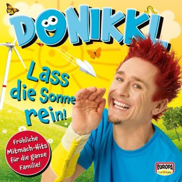 """CD """"Lass die Sonne rein!"""""""