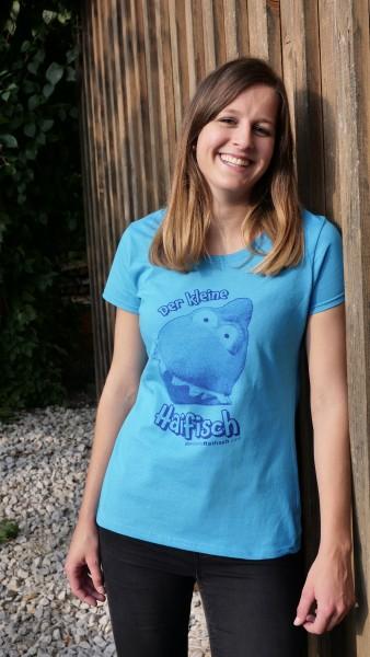 """Lady Shirt """"Der kleine Haifisch"""""""