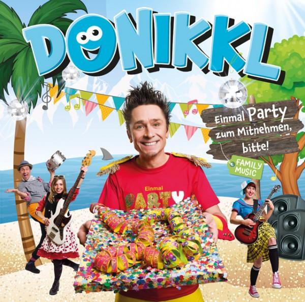 """CD """"Einmal Party zum Mitnehmen,bitte!"""""""