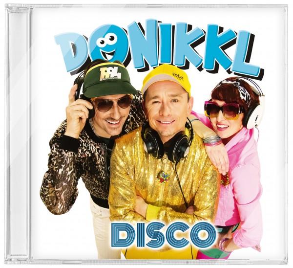 "CD ""DISCO"""